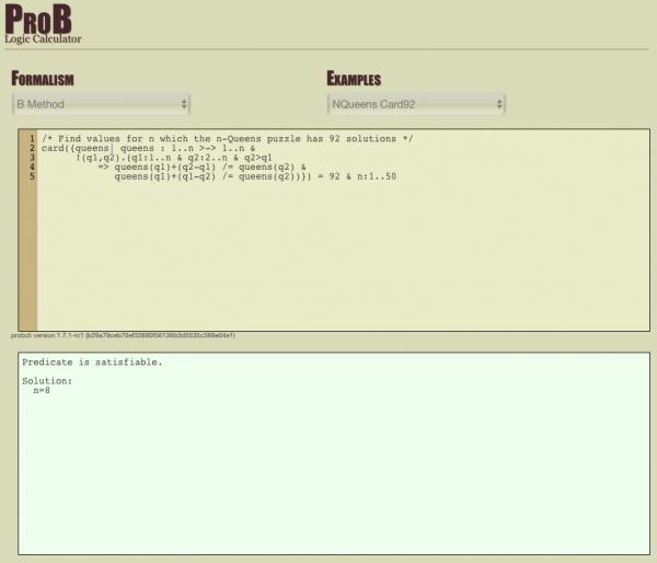 Prob Logic Calculator Prob Documentation